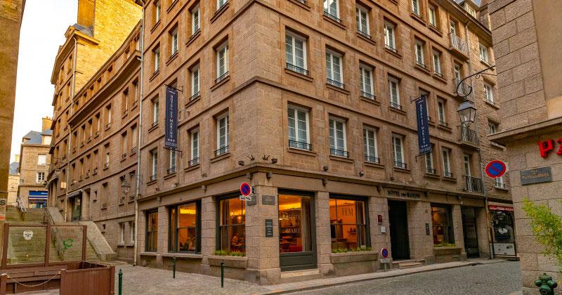 Hotel les Marins
