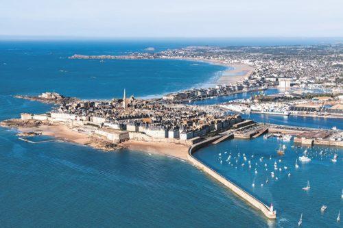 Saint-Malo - Agences et Tours opérateurs